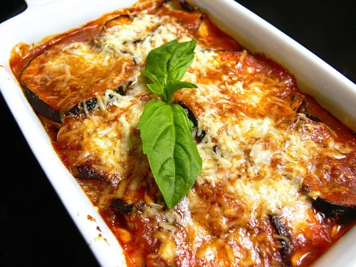 Eggplant alla Pecorino