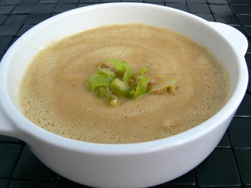 Leek & Parsnip Soup