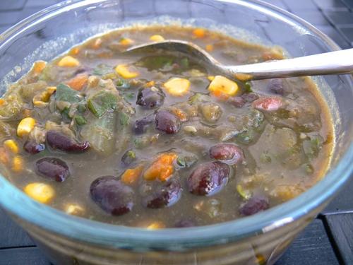 Grandma's Favorite Veggie Soup