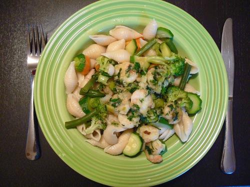 Garlic-Parsley Shrimp
