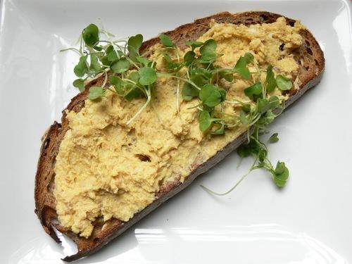 Miso Egg Butter