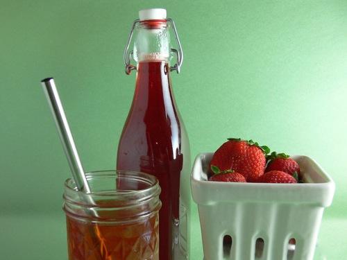 Strawberry Saft
