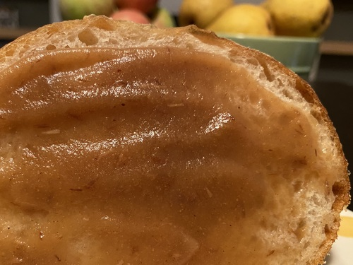 Apple Pear Butter