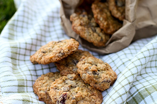 Trail Mix Cookies