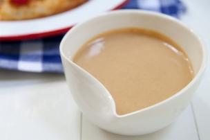 Creamy Peanut Butter Sauce