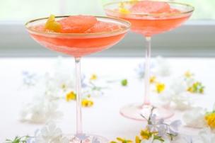 Rosé Slushies