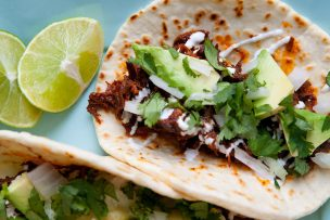 Guajillo-Braised Short Rib Tacos