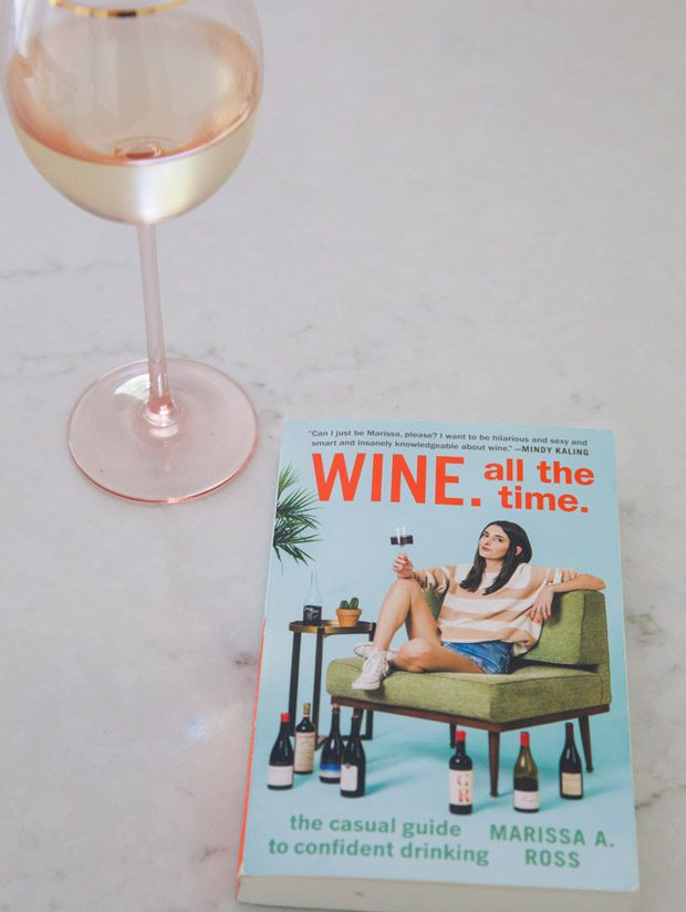 What I'm Reading: Wine. All the Time.