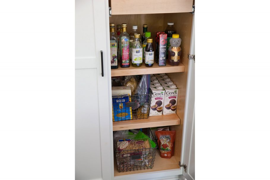 Pantry Space Galore