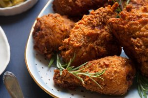 The Best Fried Chicken