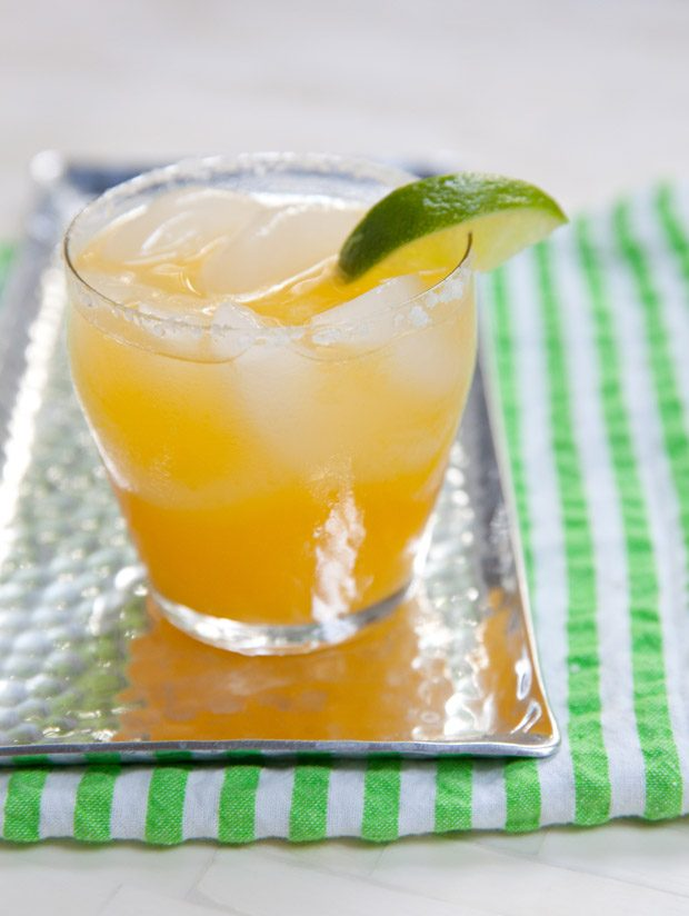 Passion Fruit Habanero Cocktail