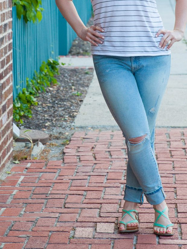 ABLE Denim + Giveaway