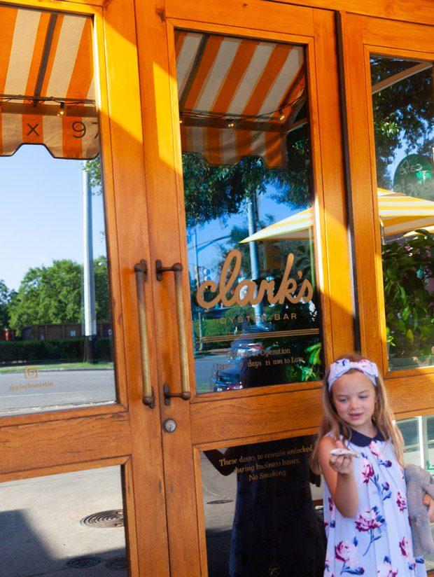 Clark's Oyster Bar – Austin, TX