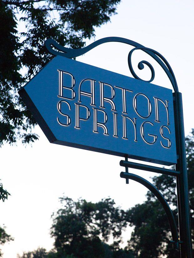 Barton Springs – Austin, TX