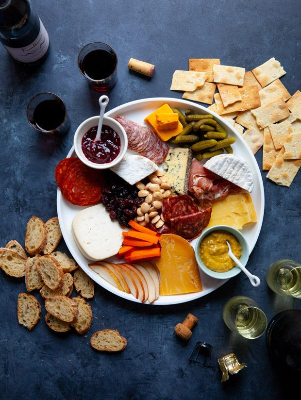 Cheese and Charcuterie 101