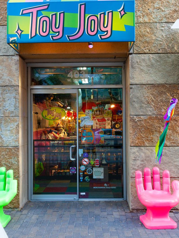 Toy Joy – Austin, TX
