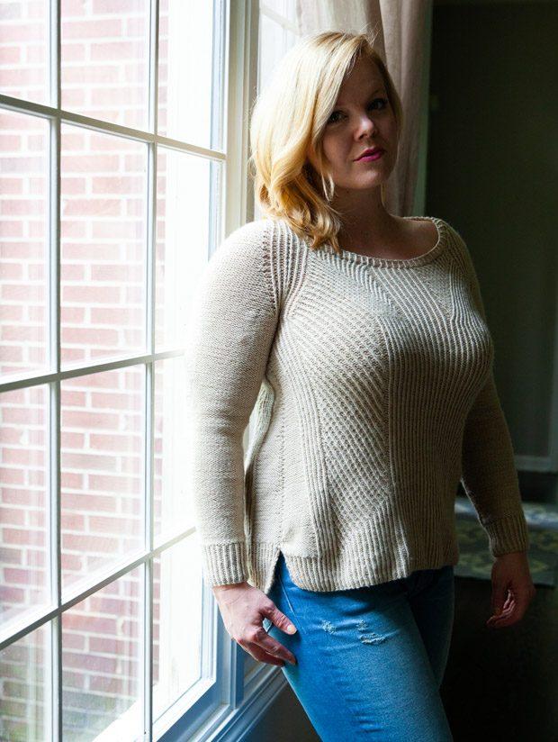 Divide Pullover