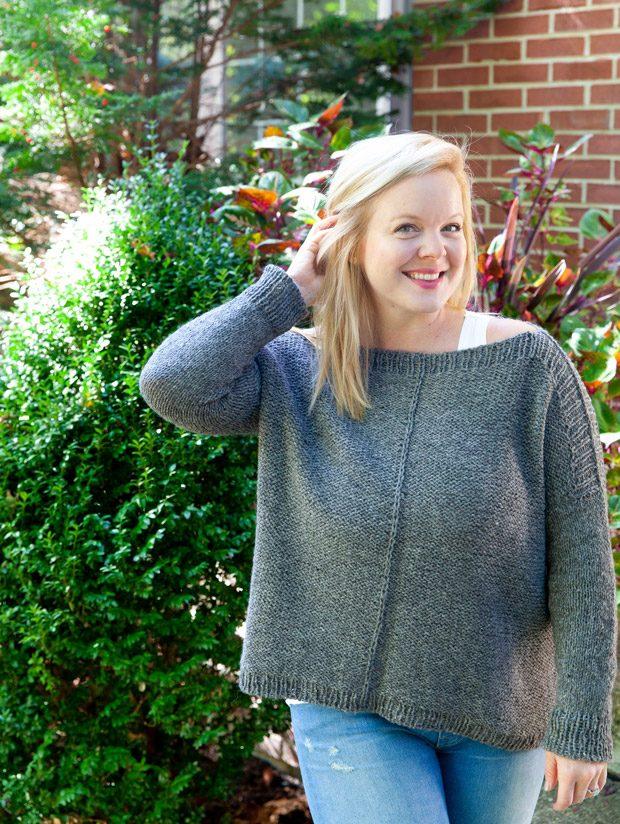 The Weekender Sweater