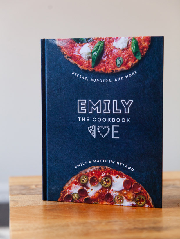 Emily, the Cookbook