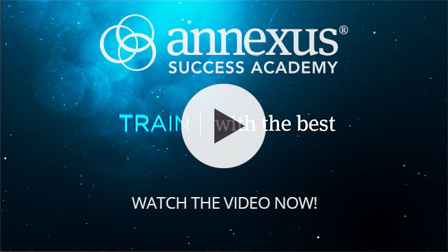 The Annexus Success Academy is the industry's premier annuity sales training program! Click this link to discover more.