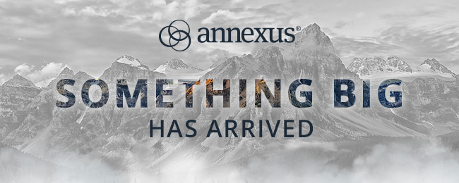 Something BIG from Annexus Has Arrived – Turn on Images for More