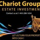 Chariot online marketing card