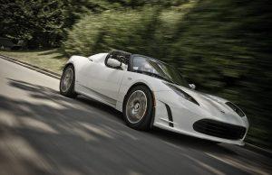 Tesla Roadster rumours Elon Musk