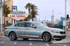 BMW i Inside Future EV autonomous concept CES