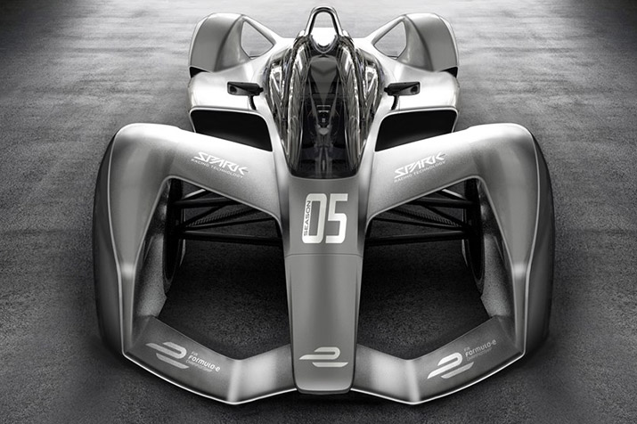 BMW Formula E team