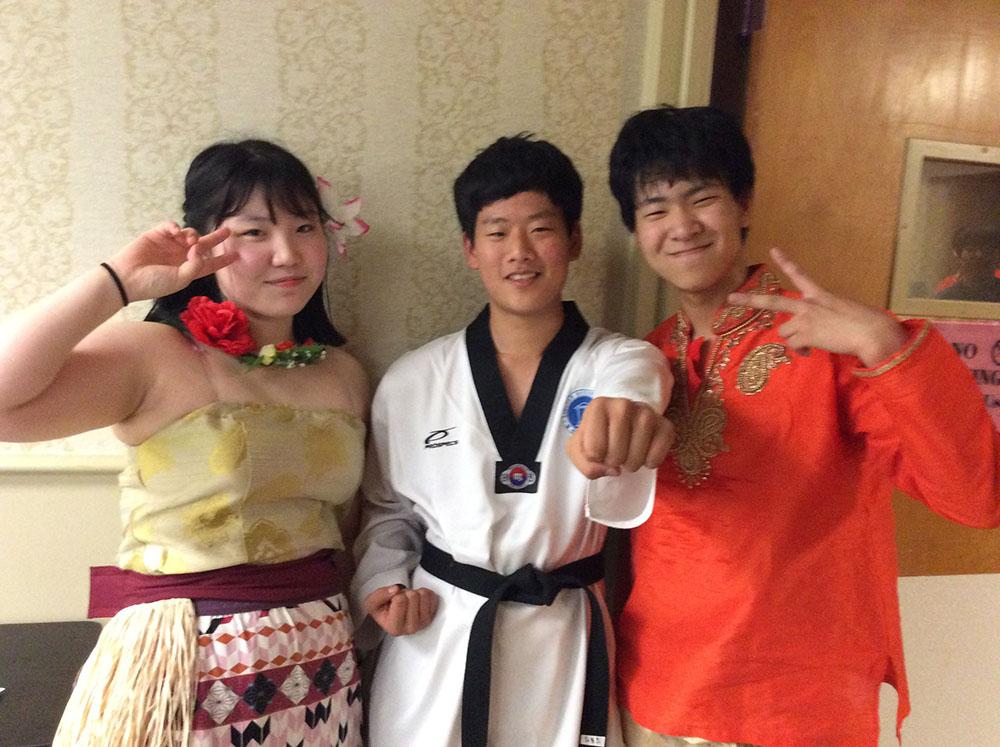 Multi-Cultural Dance Performers