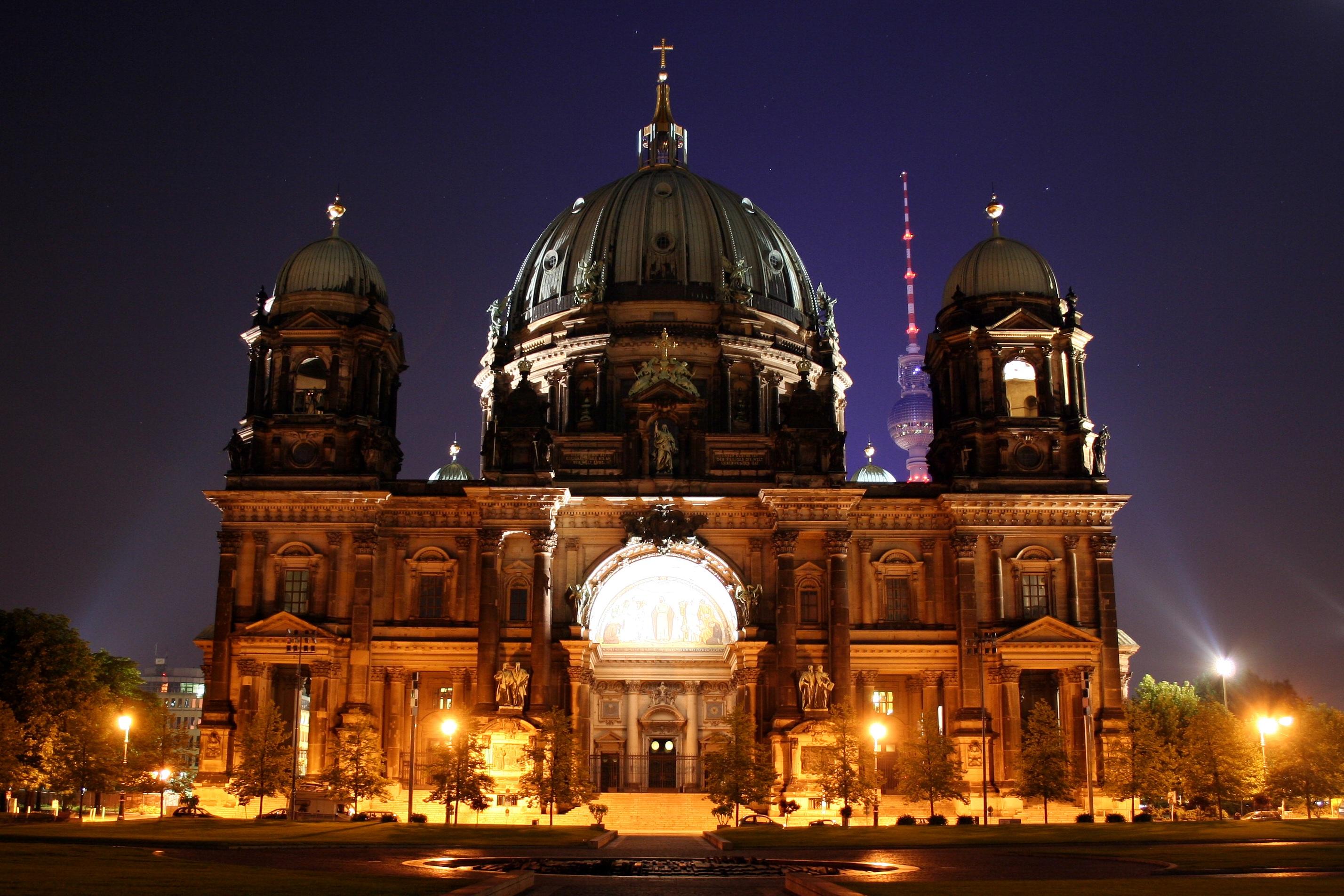 Berliner Dom Die Größte Kirche Berlins Ausflugstipp Für Kinder