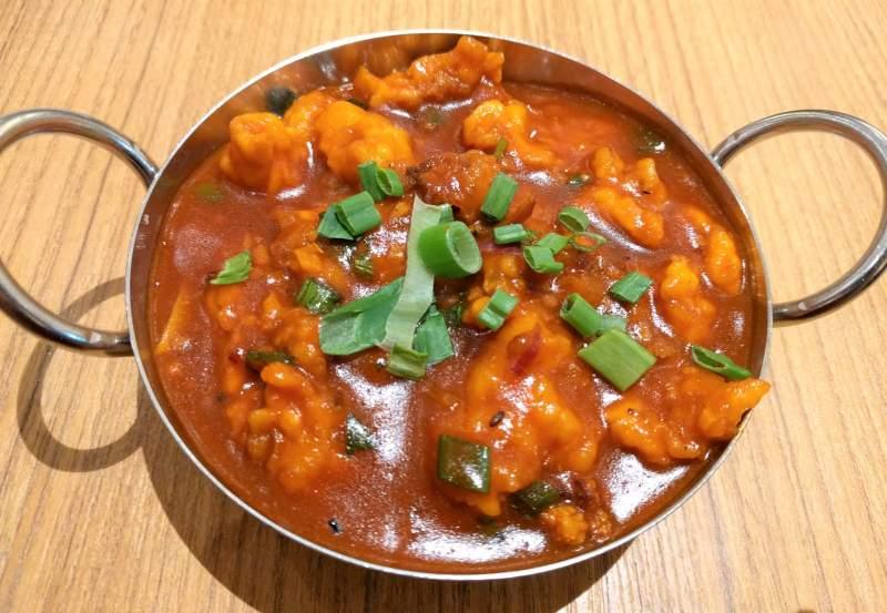 Semi Gravy Gobi Manchurian Your Veg Recipe