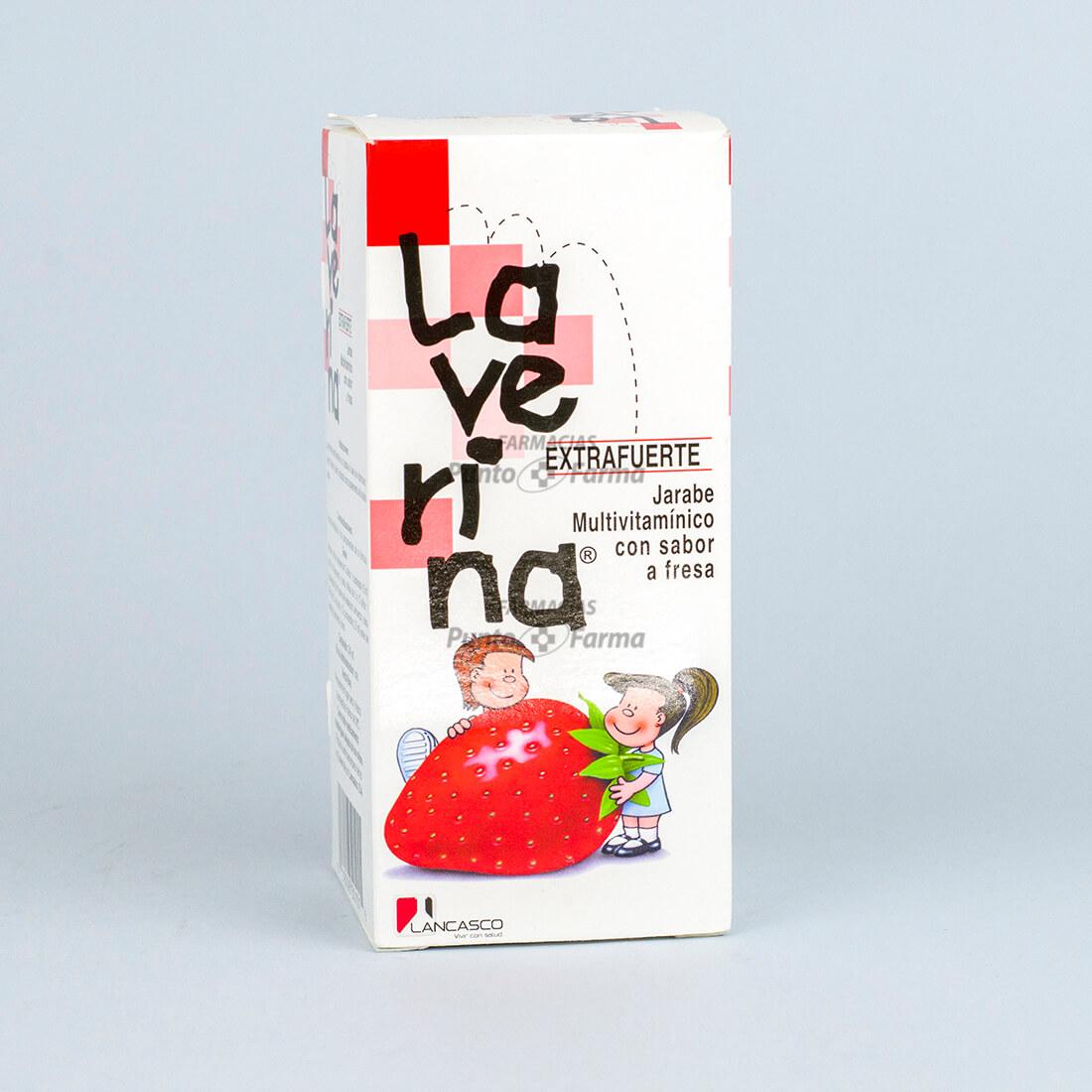 Laverina Extrafuerte Frasco X 240Ml