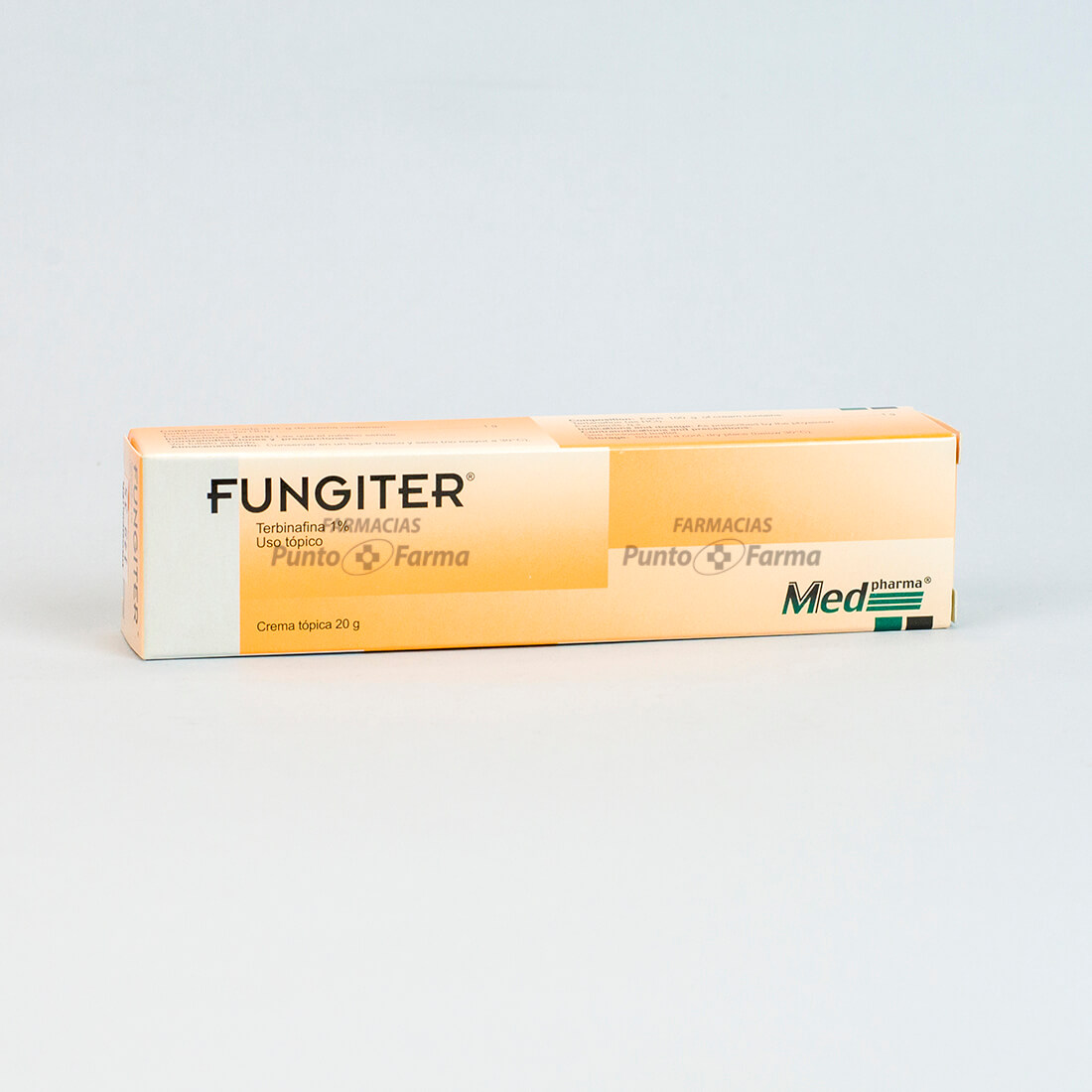 Fungiter 1% Crema Topicax20G