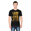 Breaking bad t shirt i am the one yellow