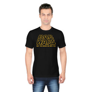 Star wars t shirt   bar wars