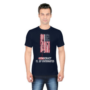 House of cards t shirt   democracy