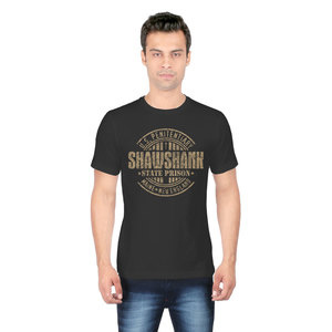 Movie t shirt   shawshank state prison