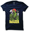 Budzilla navy blue