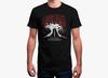 Game of thrones t shirt   weirdwood tree