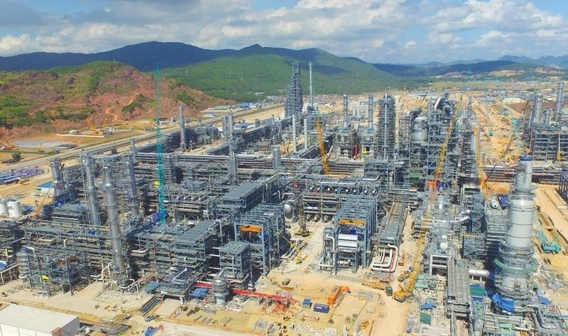 JGC / NSRP - Nghi Son Refinery - 2018 - ongoing