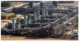 SATORP  - Jubail Refinery - 2011 - 2012