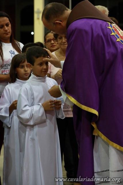 Em Novo Horizonte – SP, no Santuário Nossa Senhora de Fátima, Santas Missas e outras atividades