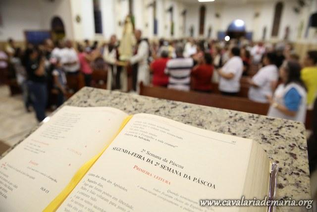 Em Cambará – PR, abertura das Missões Marianas