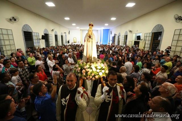 Em Jacarézinho – PR, na Paróquia São Pedro Apóstolo, grande encerramento de semana missionária