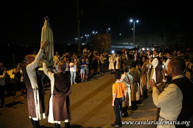 Em Cariacica – ES, Missões Marianas na Paróquia Nossa Senhora da Penha