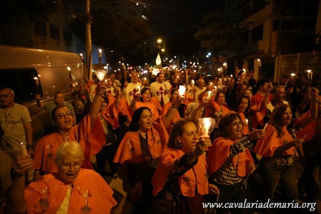 Em Vila Velha – ES, Missões Marianas na Paróquia São Francisco de Assis