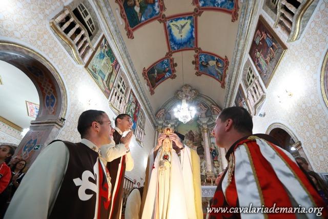 Em Atibaia – SP, Missões Marianas na Paroquia São João Batista