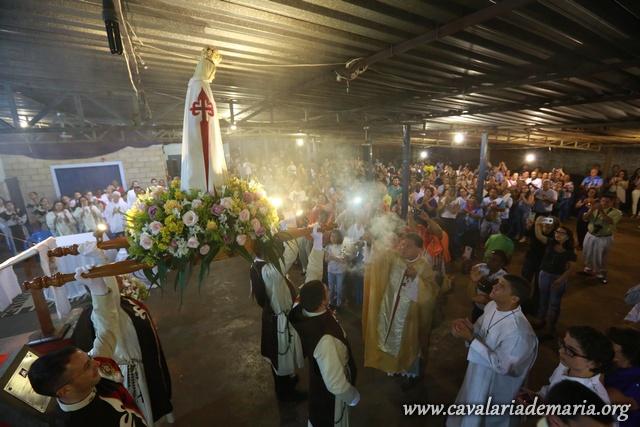Em Ribeirão Preto – SP, Missões para Cristo com Maria na Paróquia Nossa Senhora da Penha
