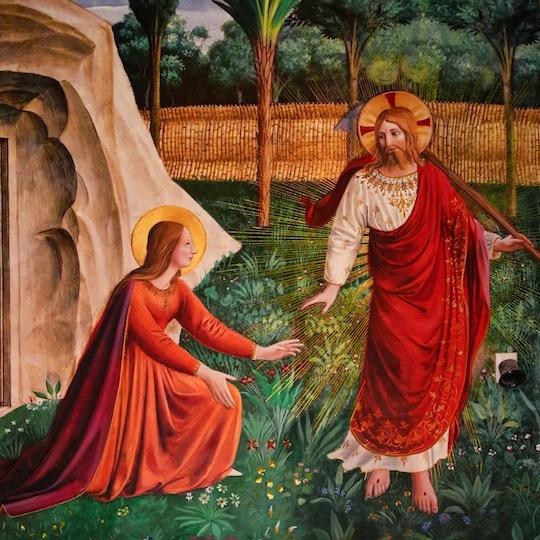 Foto de imagem Santa Maria Madalena e Nosso Senhor Jesus Cristo - Igreja Nossa Senhora do Rosario - Arautos do Evangelho